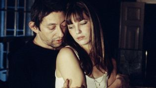 Serge Gainsbourg avec Jane Birkin en 1972  (Michael Holtz / Photo12)