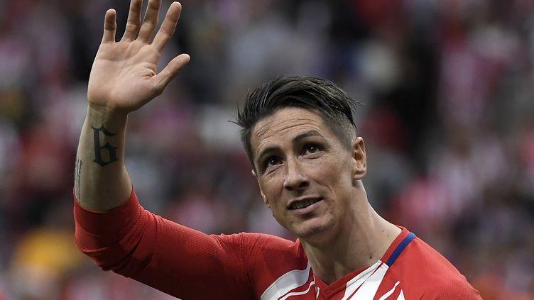 Fernando Torres. (GABRIEL BOUYS / AFP)