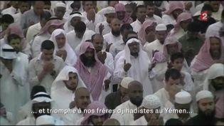 En 2015, un prêche de haine à la mosquée de La Mecque (FRANCE 2)