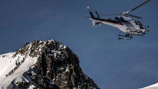 Au moins neuf personnes sont mortes dans des avalanches survenues vendredi 2, samedi 3 et dimanche 4 mars. (JEFF PACHOUD / AFP)