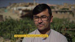 Cet Afghan qui a travaillé pour l'armée française est bloquée en Afghanistan avec ses deux filles (FRANCEINFO)