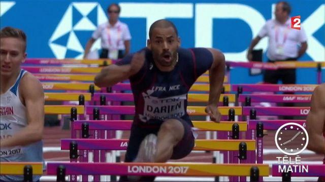 Mondiaux d'athlétisme : Christophe Lemaitre entre en piste