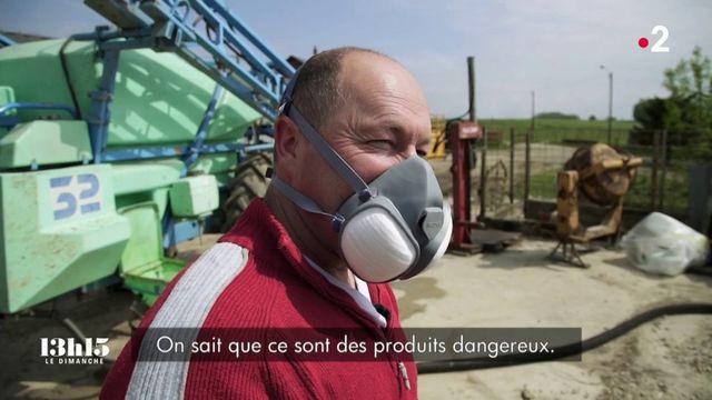 """VIDEO. Pesticides : """"Ce sont des produits de 'santé végétale'... Ils ont changé le nom, mais c'est toujours aussi dangereux"""""""