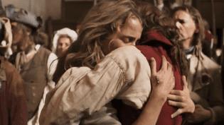 """La Révolution de 1789 est une page de l'Histoire aux origines de notre démocratie française. C'est ce moment de la prise de la Bastille à l'exécution de Louis XVI qu'a voulu raconter le cinéaste Pierre Schoeller sans le film """"Un peuple et son roi"""". (FRANCE 3)"""