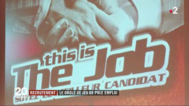 Recrutement : Pôle emploi s'inspire d'un jeu télévisé et créé la polémique