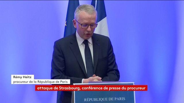Rémy Heitz (procureur de Paris) retrace la chronologie de la fusillade
