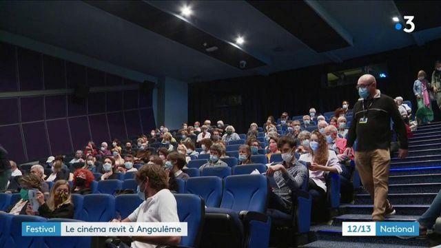 Charente : Angoulême revit grâce au festival du cinéma