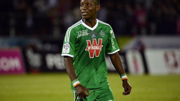 Max-Alain Gradel quitte les Verts pour rejoindre Bournemouth (ROMAIN LAFABREGUE / AFP)