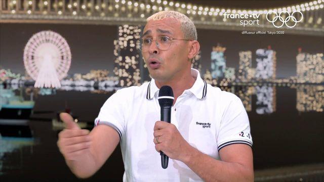 Après l'exclusion du Français Mourad Aliev de sa demi-finale, l'ancien boxeur champion olympique Brahim Asloum revient sur cette décision sujette à controverse.