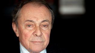 Michel Rocard, le 7 janvier 2010. L'ancien Premier ministre est mort samedi 2 juillet, à l'âge de 85 ans. (MARTIN BUREAU / AFP)