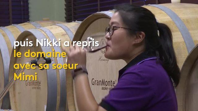 Dans une région au climat peu propice à la viticulture, un vignoble familial en Thaïlande parvient à se développer malgré des contraintes imposées par les lois locales.