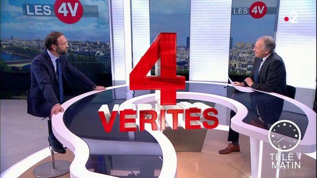 "4V : Patrick Mignola (Modem) : ""Boris Johnson a été élu sur une ambiguïté"""