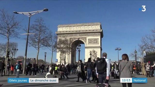 """""""Gilets jaunes"""" : les manifestants de sortie pour les trois mois du mouvement"""