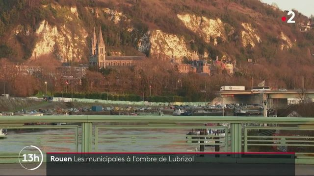Municipales à Rouen : l'écologie au cœur des préoccupations, quatre mois après l'incendie de l'usine Lubrizol