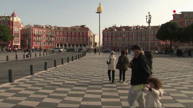 Tourisme : le confinement fait fuir les touristes sur la Côte d'Azur