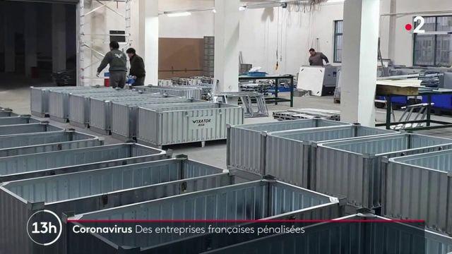 Coronavirus 2019-nCoV : des conséquences aussi pour les entreprises françaises
