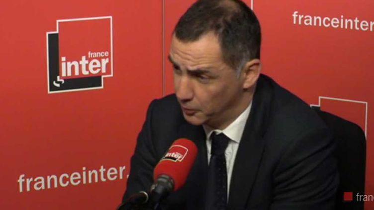 (Le président du Conseil exécutif de Corse Gilles Simeoni, invité de France Inter mardi 16 février ©Radio France)