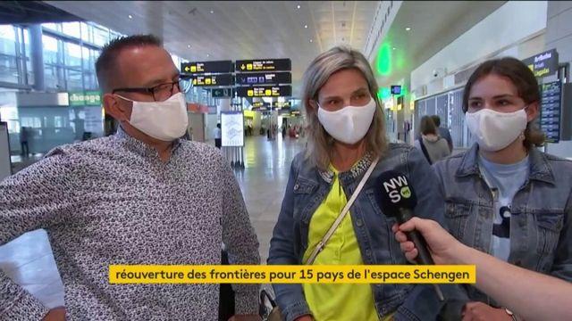 Déconfinement : d'où viennent les touristes autorisés à venir dans l'UE ?