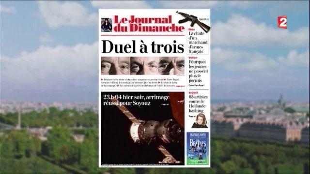 François Hollande : 65 artistes en colère