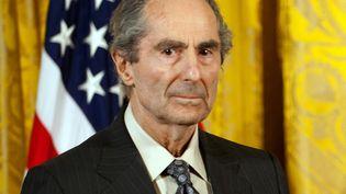 L'écrivain américain Philip Roth est mort à l'âge de 85 ans (JIM WATSON / AFP)