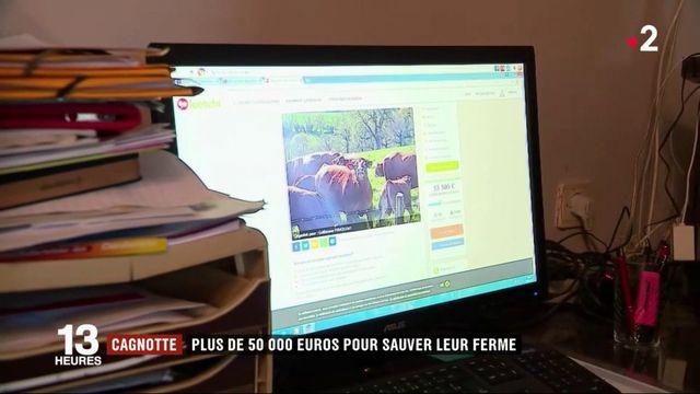 Agriculture : un couple récolte plus de 50 000 euros pour sauver son exploitation