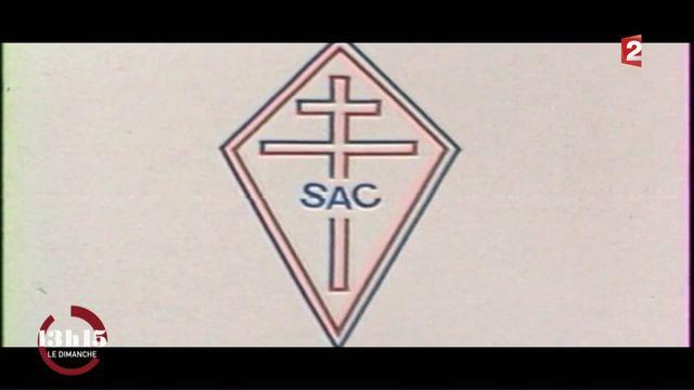 """VIDEO. """"13h15"""". Une brève histoire du SAC, au cœur de la tuerie d'Auriol en juillet 1981"""