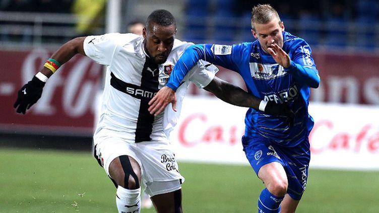 Rennes est revenu au score à deux reprises face à Troyes