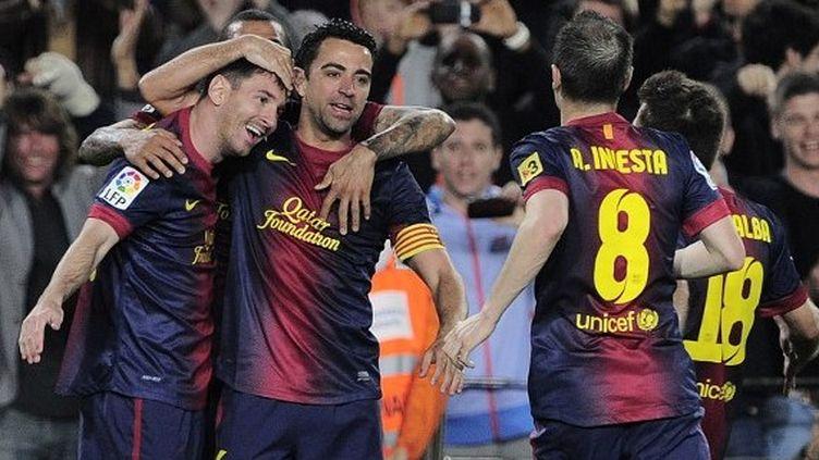 Lionel Messi a été déterminant lors de son entrée en jeu.