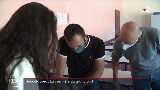 Baccalauréat : coup d'envoi lancé pour le Grand Oral