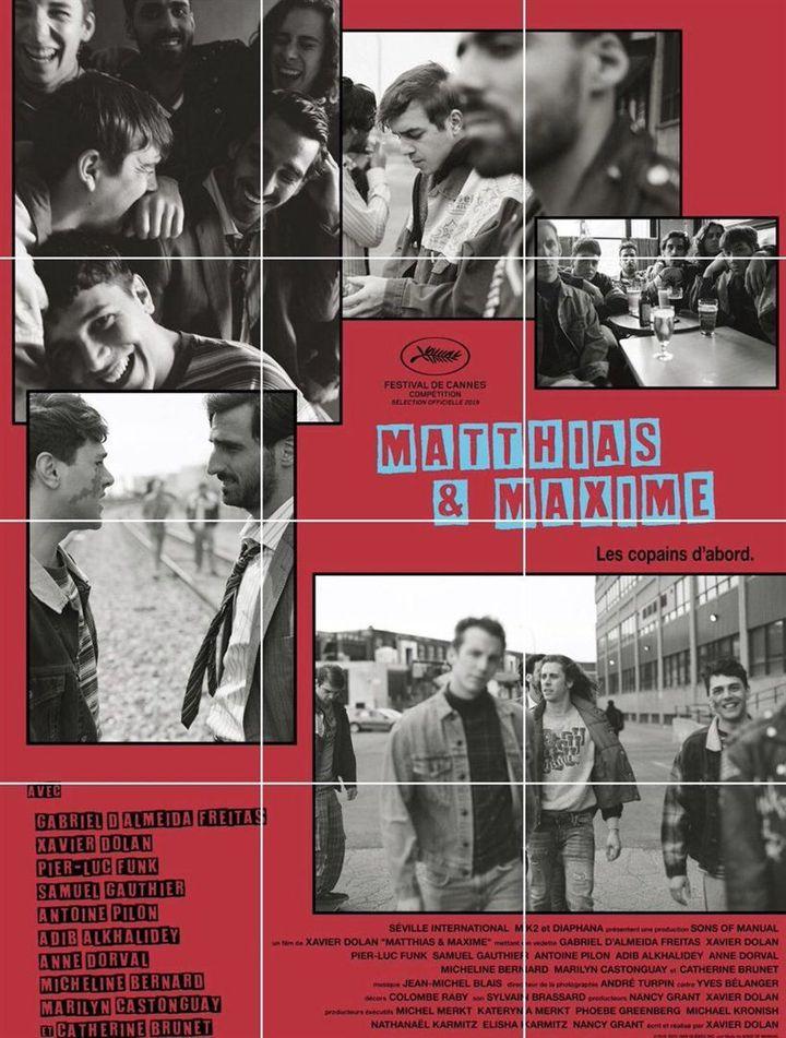 """Matthias et Maxime"" de Xavier Dolan (DIAPHANA DISTRIBUTION / ALLOCINE)"