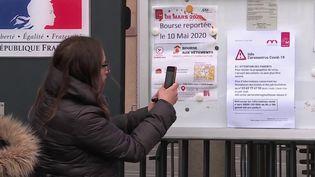 Le nombre des contaminations au Covid-19 a explosé dans le Haut-Rhin. Le département est désormais classé en stade 2 renforcé. (France 3)