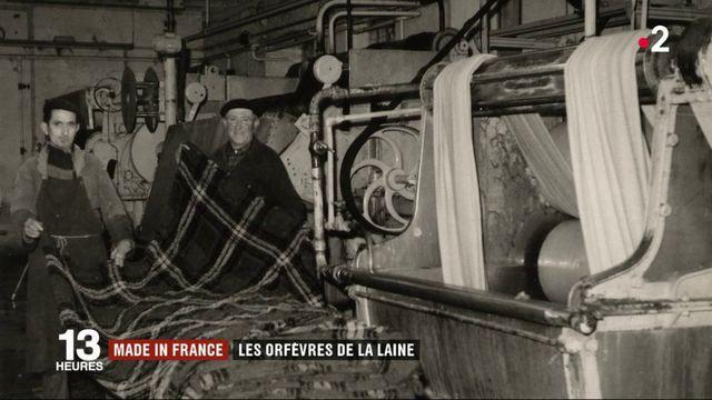 Made in France : les orfèvres de la laine