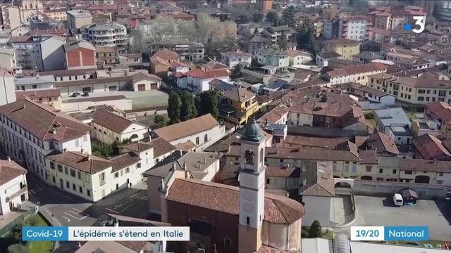 Covid-19 : en Italie, des dysfonctionnements locaux face à l'épidémie