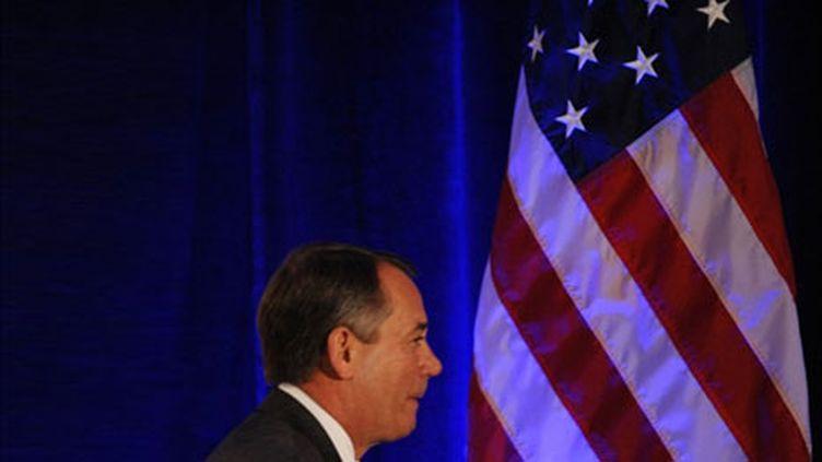 John Boehner, représentant de l'Ohio (AFP)