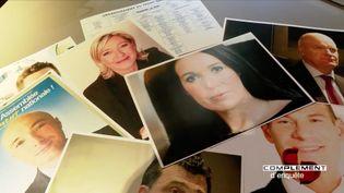 Le FN et ses assistants parlementaires (FRANCE 2 / FRANCETV INFO)