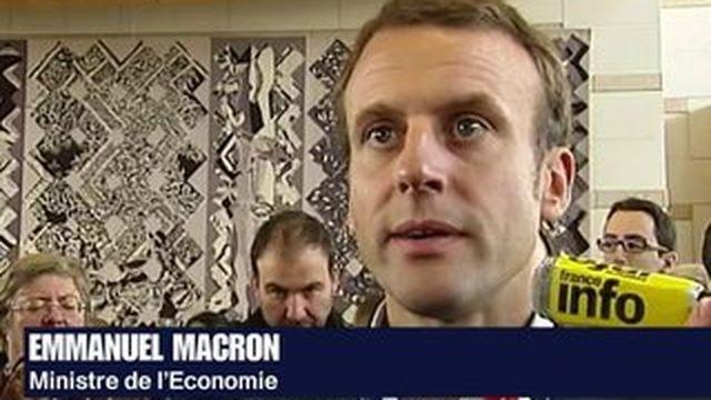 Fonctionnaires : la nouvelle polémique d'Emmanuel Macron