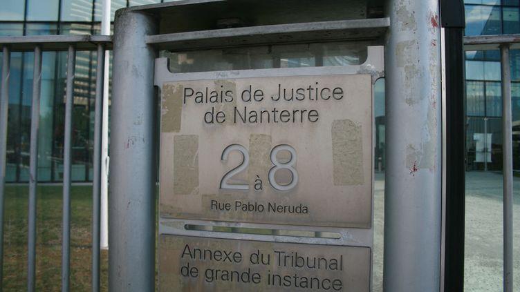 La prévenue risque une peine maximale de 5 ans de prison et 375 000 euros d'amende. (GRÉGOIRE LECALOT / RADIOFRANCE)
