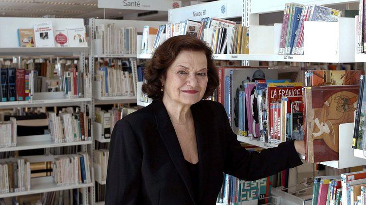 Elisabeth Roudinesco (J.M ESPINOSA / EFE)