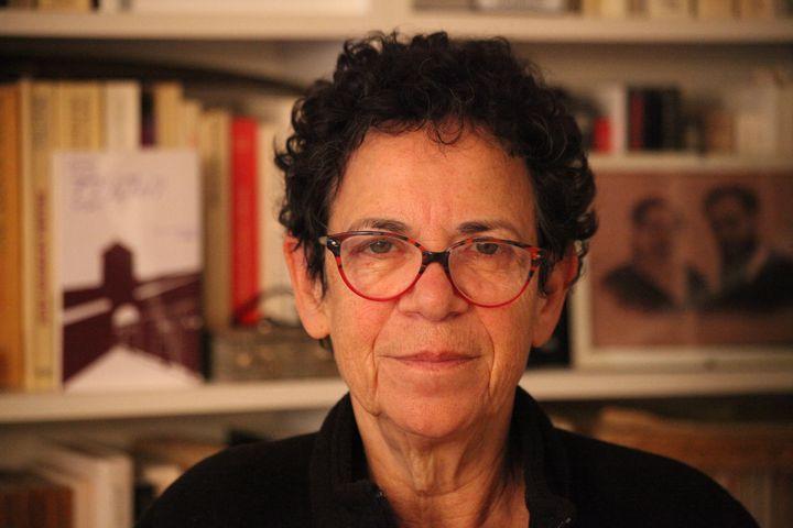 L'historienne spécialiste de la Shoah Annette Wieviorka, Paris, novembre 2018. (VICTOR MATET / Radio France/Maxppp)