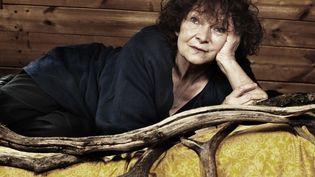 La romancière Claudie Hunzinger  (Jérôme Bonnet)