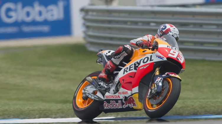 Marc Marquez (Honda) (GETTY IMAGES / GETTY IMAGES NORTH AMERICA)