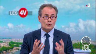 L'historien Camille Pascal (France 2)