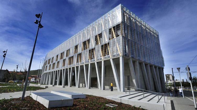(Le nouveau bâtiment du conseil régional d'Auvergne a été inauguré en 2014 © MaxPPP)