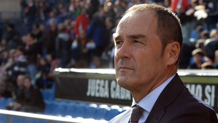 L'ex entraîneur du Deportivo La Corogne, Victor Fernandez