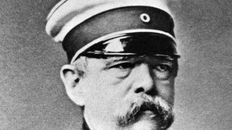 Le chancelier Otto von Bismarck (AFP)