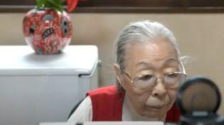 """""""Gamer Grandma"""" est une joueuse de jeux vidéo agée de 90 ans. (CAPTURE D'ÉCRAN YOUTUBE)"""