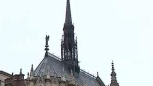 sainte chapelle paris (France 3)