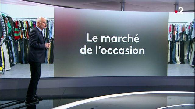 Les Français achètent de plus en plus des produits d'occasion