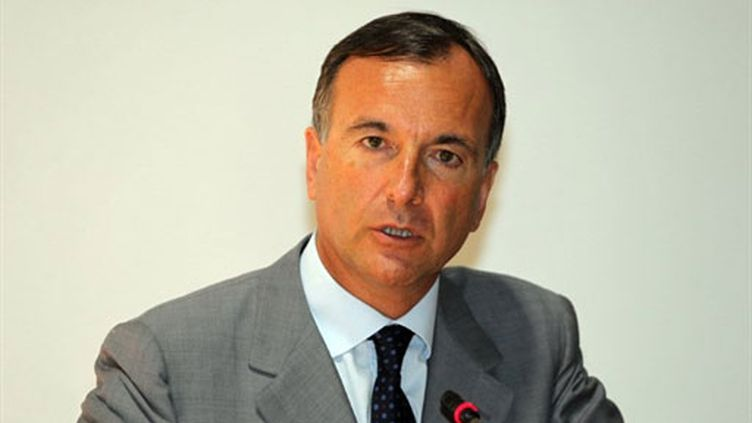 Le chef de la diplomatie italienne Franco Frattini (juillet 2010) (AFP)