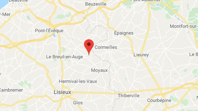 Le maire deLe Faulq dans le Calvados a porté plainte après avoir été agressé. (GOOGLE MAPS / FRANCEINFO)